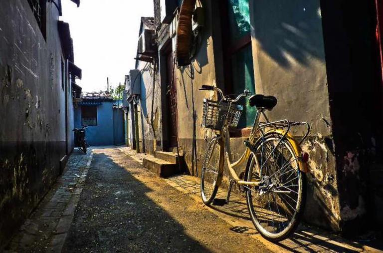 A Hutong in Gulou © Ricardo Ramírez Gisbert/Flickr