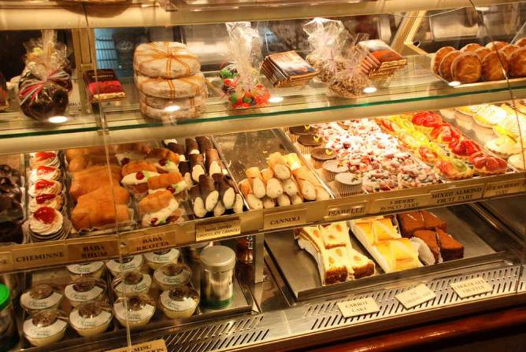 Ferrara's infamous pastries