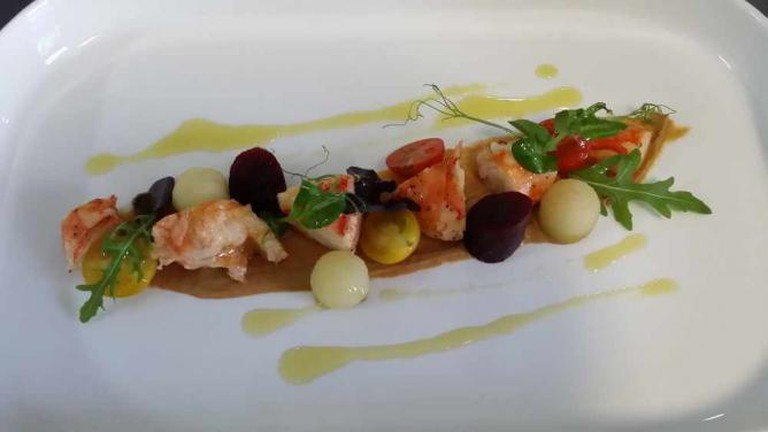 Seafood at Le Marquis | Courtesy of restaurant