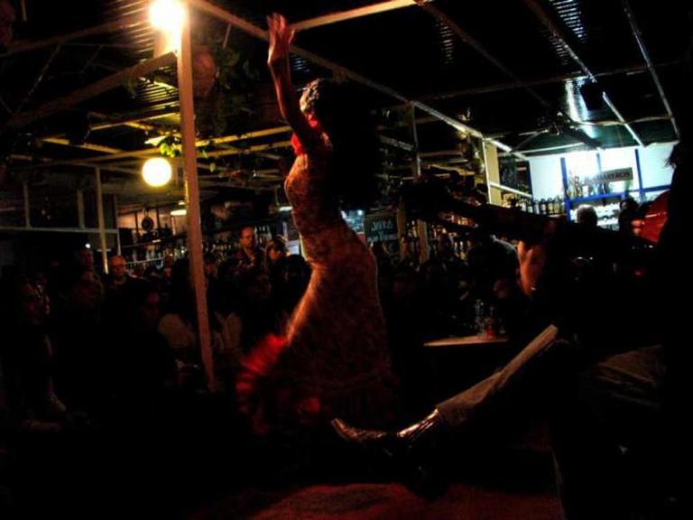 Flamenco at La Carbonería | © Leszek Kozlowski/Flickr