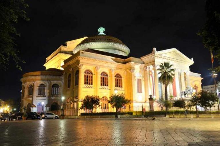 Teatro Massimo   gnuckx/Flickr