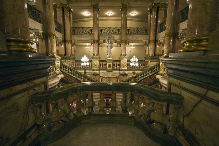 Teatro Municipal © Alex Carvalho/Flickr
