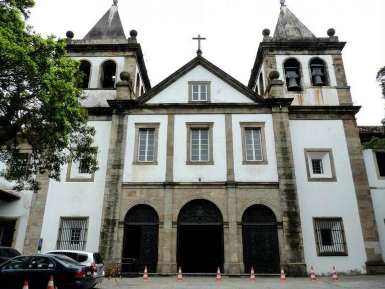 Mosteiro de São Bento © Enrique López-Tamayo Biosca/Flickr