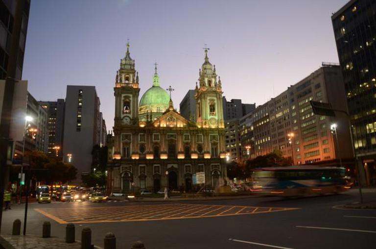 Igreja da Candelária © Rodrigo Soldon/Flickr