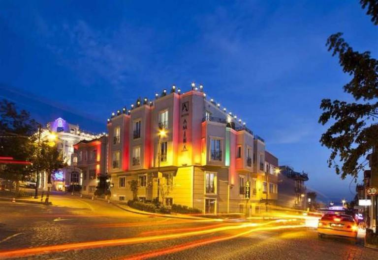 Hotel Amira | Courtesy of Hotel Amira