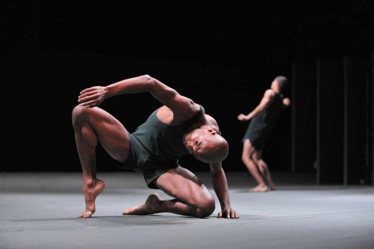 Shamel Pitts, Batsheva dancer