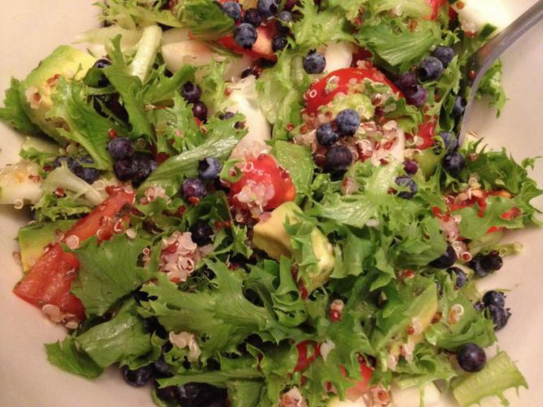 Quinoa salad IMG-2368 l © Jay Davis/Flickr