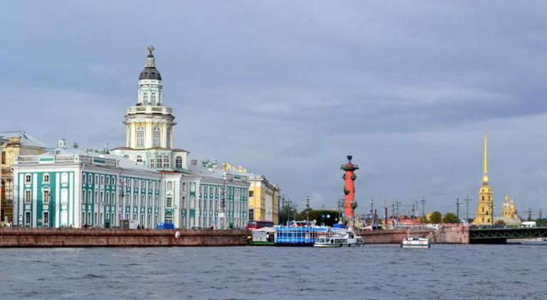 Vasilievsky Island, St Petersburg | © Larry Koester/Flickr