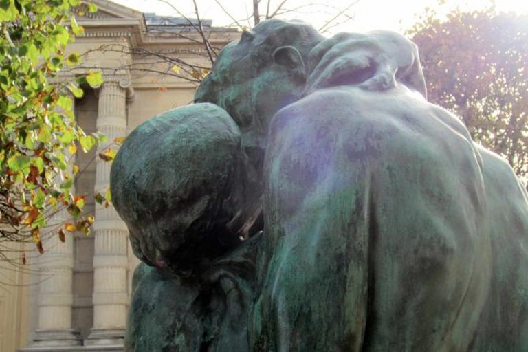 Rodin at Tuileries | © Caitlin/Flickr