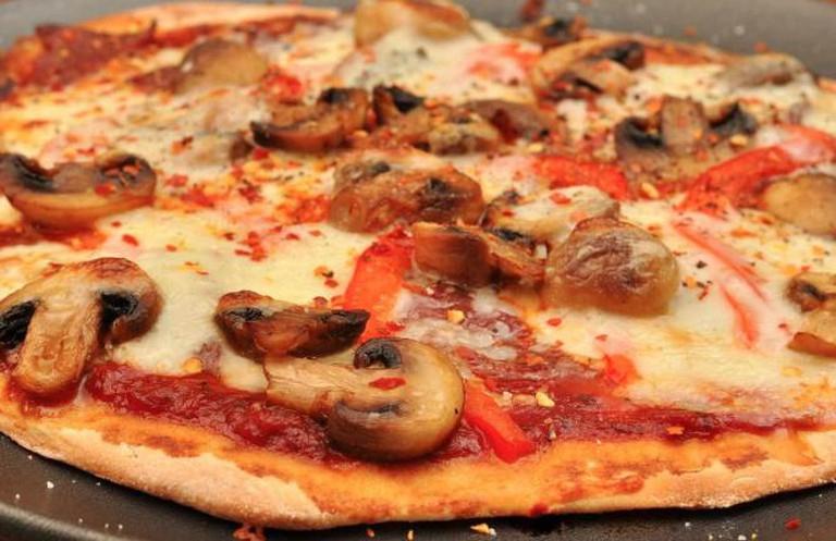 Pizza | © jeffreyw/Flickr