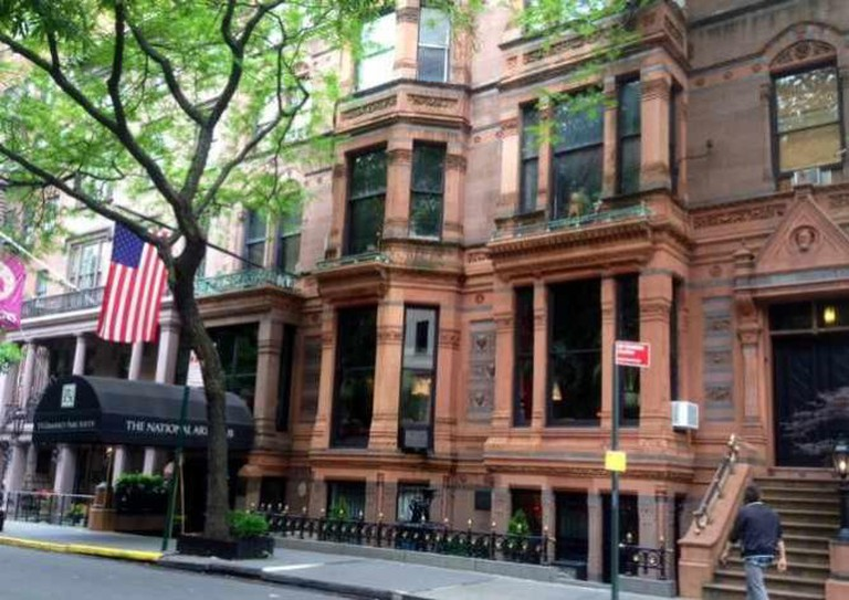 The National Arts Club at 15 Gramercy Park South | © Olivia Edwards