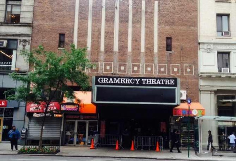 Gramercy Theatre |© Olivia Edwards