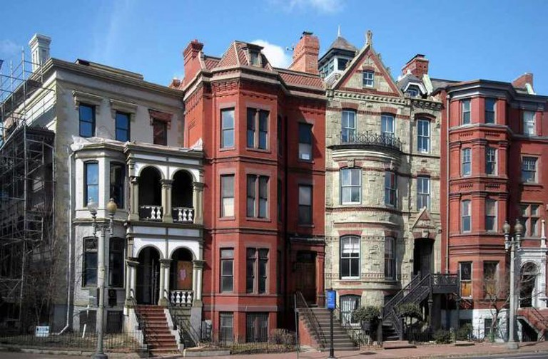 Logan Circle Row Houses | © AgnosticPreachersKid/WikiCommons