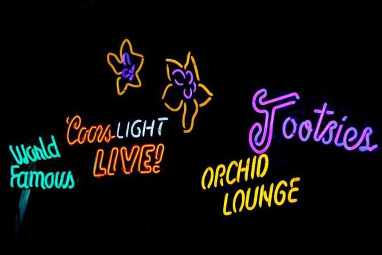 Tootsies Orchid Lounge   © Thomas Hawk/Flickr