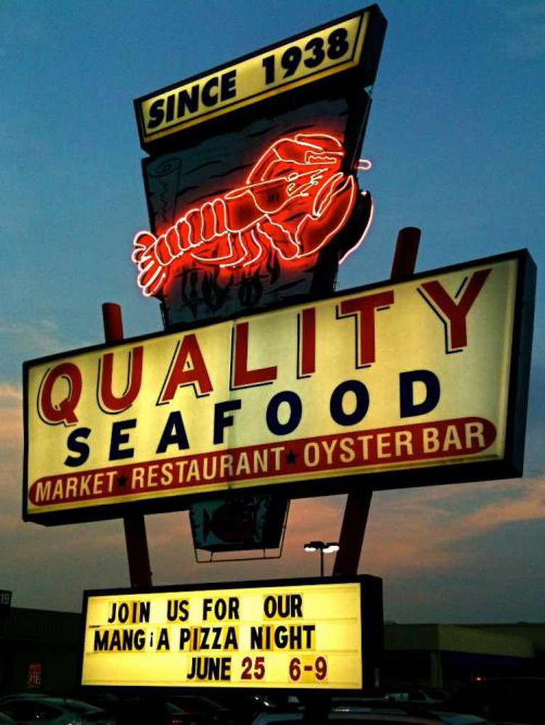 Quality Seafood | © JD Hancock/Flickr
