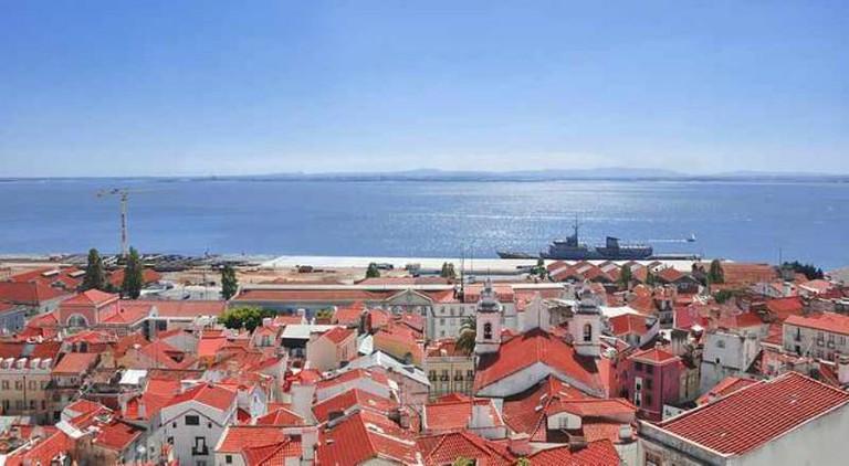 Lisbon. Paulo Costa Baldi/Wikicommons