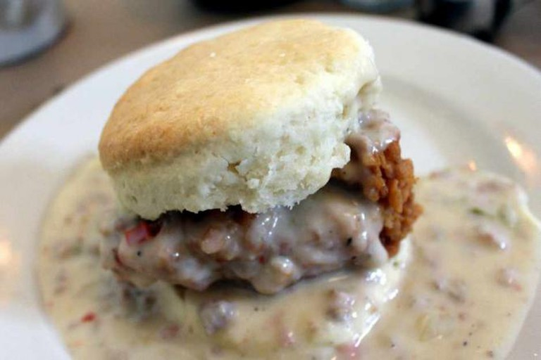 Hominy Grill - Big Nasty Biscuit | © Wally Gobetz/Flickr