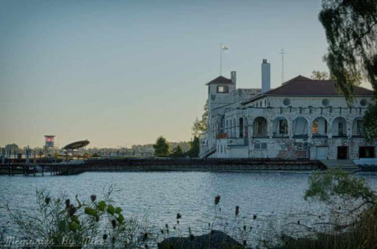 Detroit Boat Club on Belle Isle | © Mike Boening Photography/Flickr