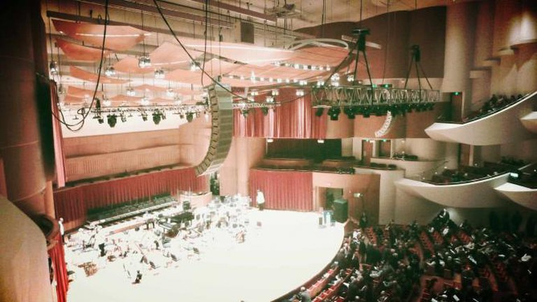 Joseph Meyerhoff Symphony Hall | © A. Currell/Flickr