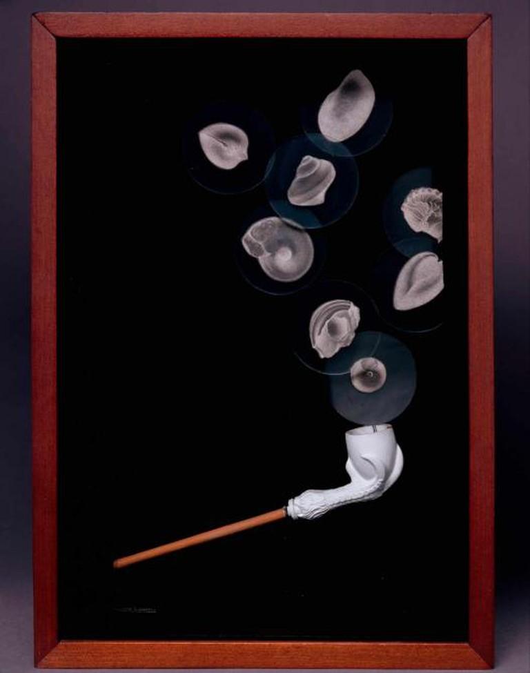 Joseph Cornell  Object | ©Aimee and Robert Lehrman