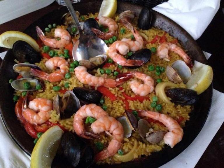 Seafood Paella | © NeetaLind/Flickr