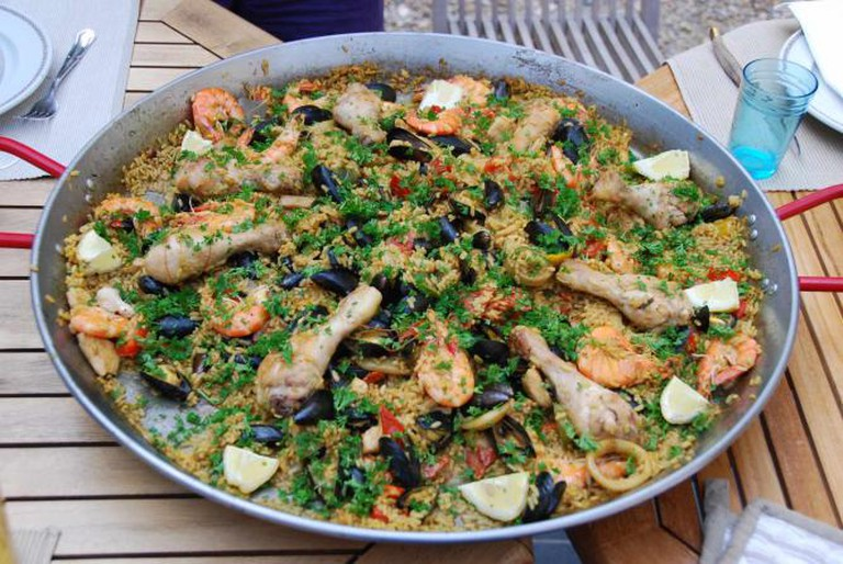 Paella Mixta | © StephaneMignon/Flickr