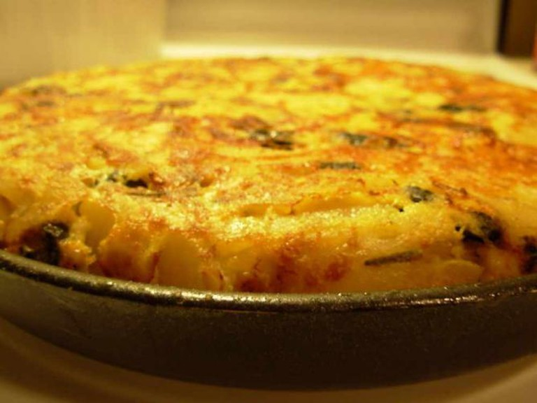 Spanish omelet | © YvonneEsperanza/Flickr