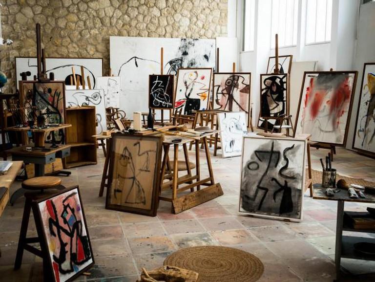 Atelier Joan Miró, Palma de Mallorca | © Thierry Chervel/Flickr