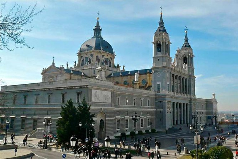 Catedral de la Almudena   © sanfamedia.com/Flickr