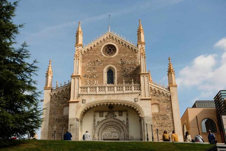 Iglesia de San Jeronimo el Real   © SonofGroucho/Flickr