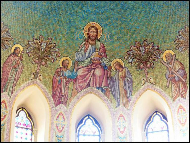 Iglesia de San Manuel y San Benito   © M a n u e l/Flickr