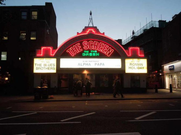 The Screen On The Green cinema, London | © Past London/Flickr