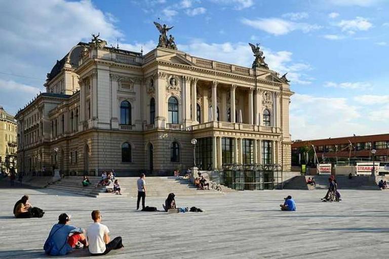 Zürich's Opera House | © Roland zh/WikiCommons