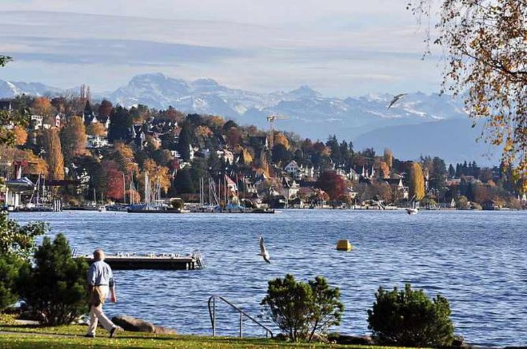 Zürich Seefeld | © Roland zh/WikiCommons
