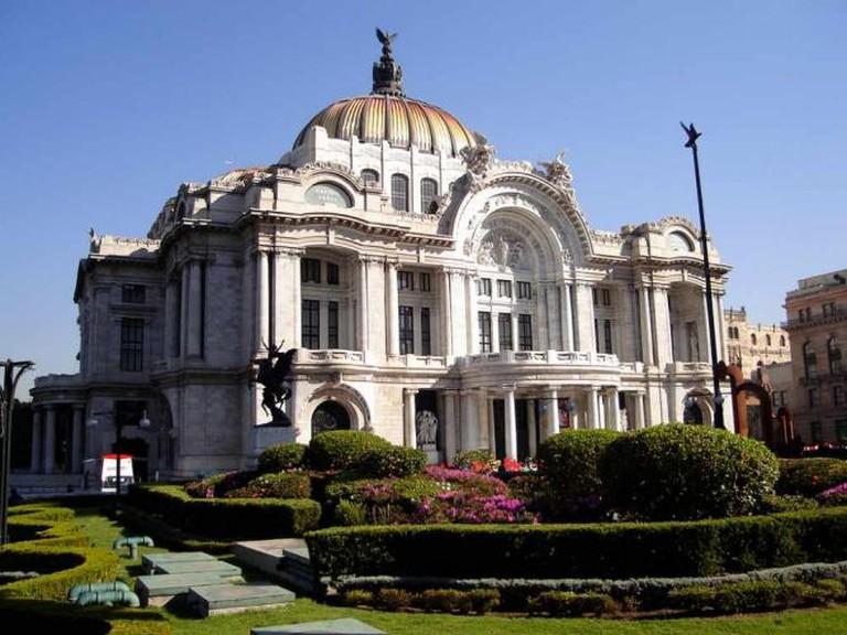 Palacio de Bellas Artes | © Alejandro Castro/Flickr