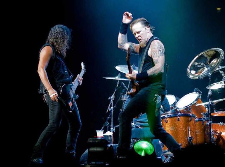 Metallica | © Kreepin Deth/WikiCommons