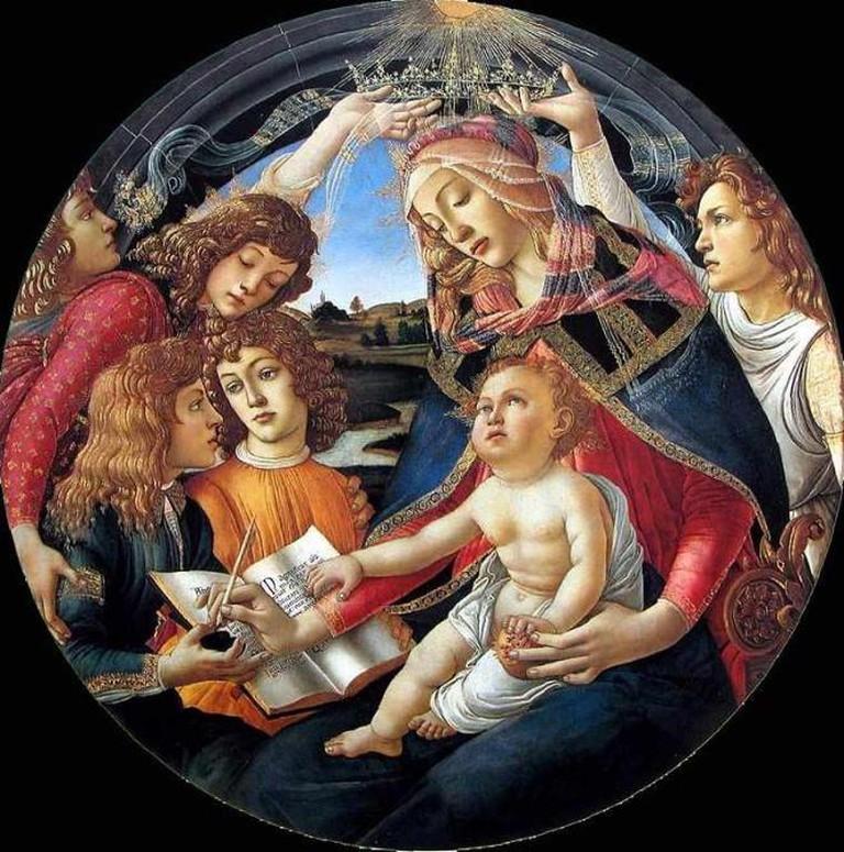 Magnificat Madonna