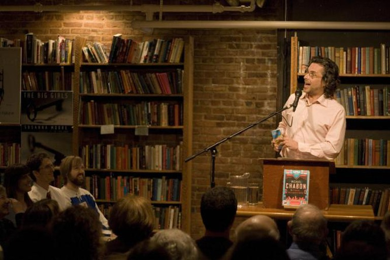 Michael Chabon reads from 'The Yiddish Policemen's Union' | © Chris Blakeley/Flickr