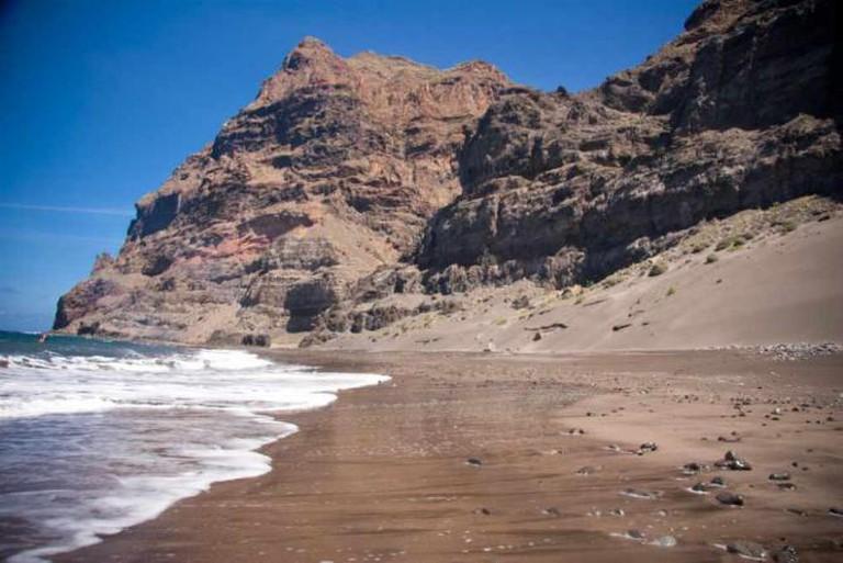 Guigui beach © Lexthoonen/WikiCommons