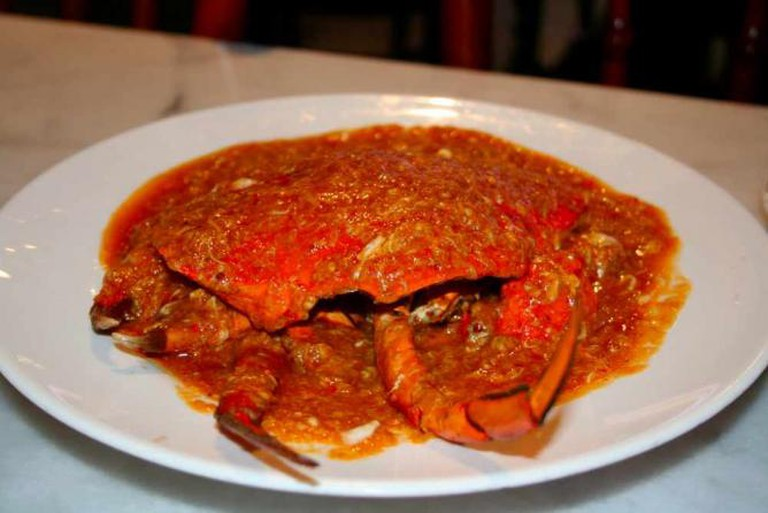 Chili crab | iefetell/Flickr