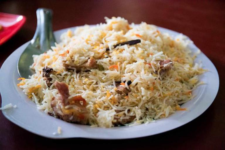 Moradabadi Mutton Biryani | © Nadir Hashmi /Flickr