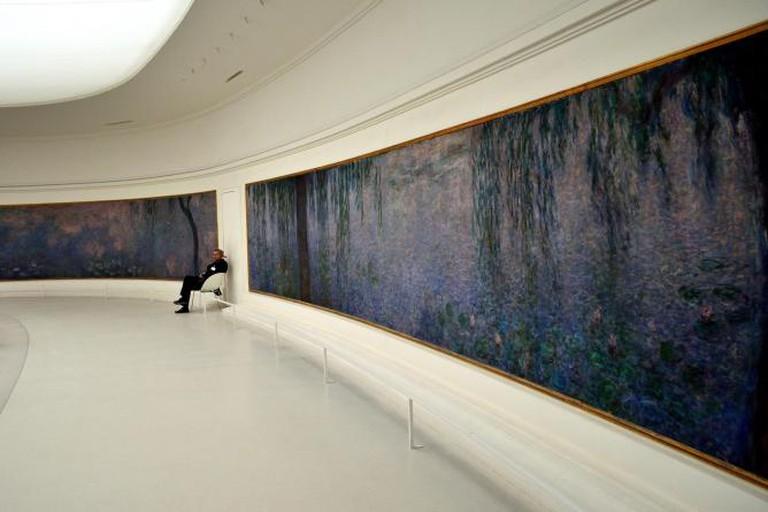 Musée de l'Orangerie | © Tom Hilton/Flickr