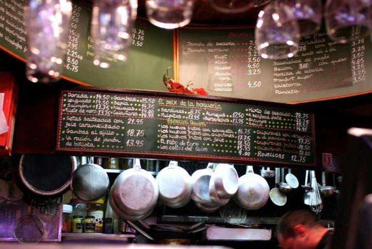 El Quim de La Boquería | © Kok Chih & Sarah Gan/Flickr