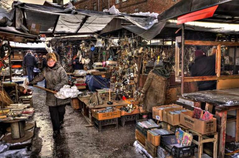 An Eastern European flea market | © Sergejs Babikovs/Flickr