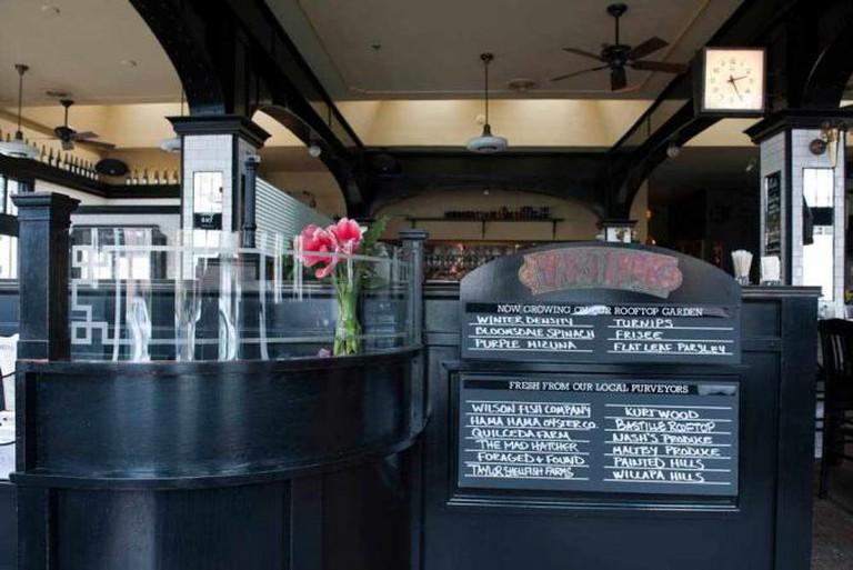 Bastille Café and Bar in Ballard