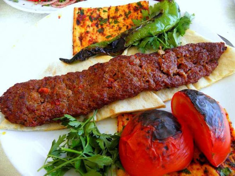 Adana Kebab | © Anatolianpride/WikiCommons