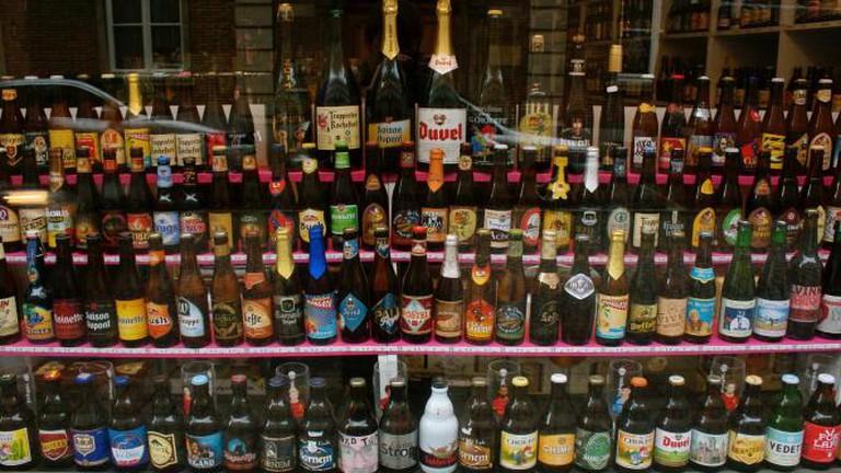 Selection of Belgian beers | © Neil Turner/Flickr
