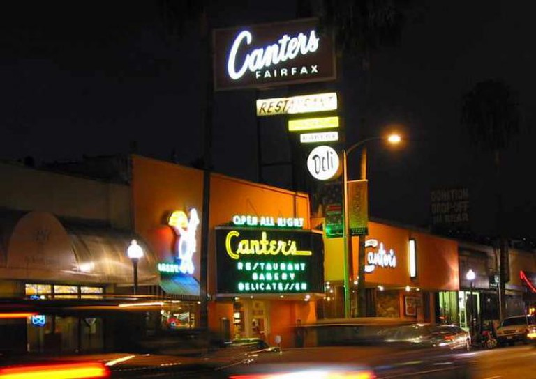 Canter's Deli 24 Hours