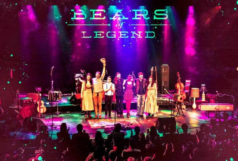 © Bears of Legend
