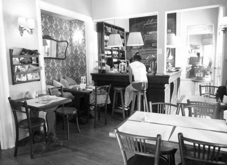 Image courtest of Philomène Café